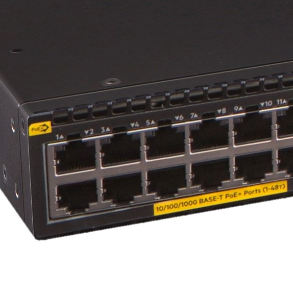 Aruba 2930M PoE Switch