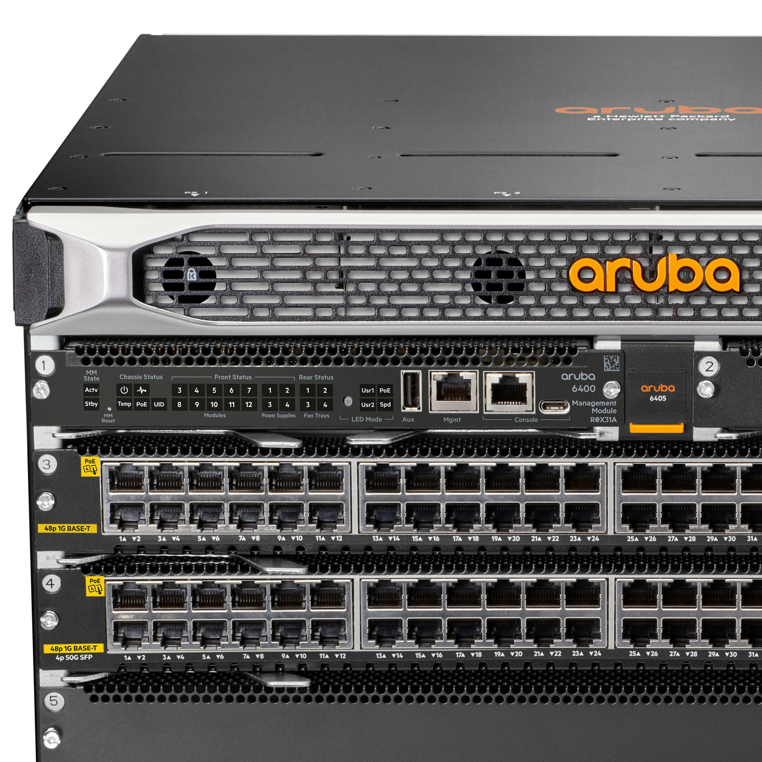Aruba 6405 CX Switch