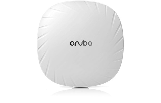 Aruba Networks Box